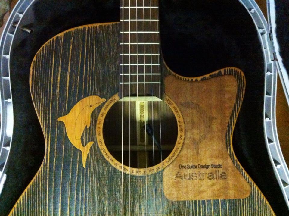 Giới thiệu dòng sản phẩm DeeWhy Guitar